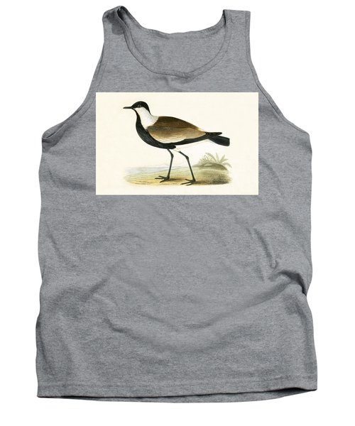 Spur Winged Plover Tank Top by English School