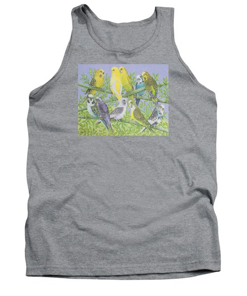 Sweet Talking Tank Top by Pat Scott