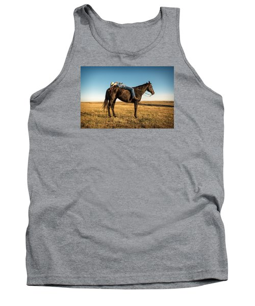 Taking A Snooze Tank Top by Todd Klassy