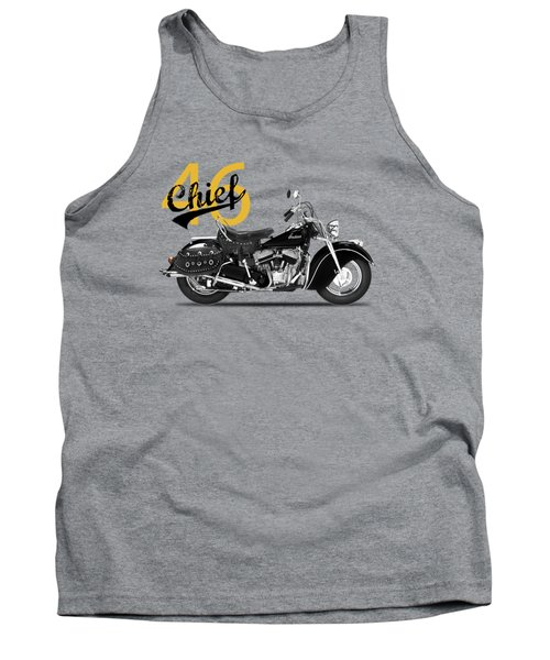 The 1946 Chief Tank Top by Mark Rogan