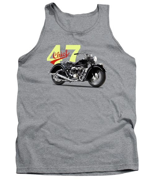 The 1947 Chief Tank Top by Mark Rogan