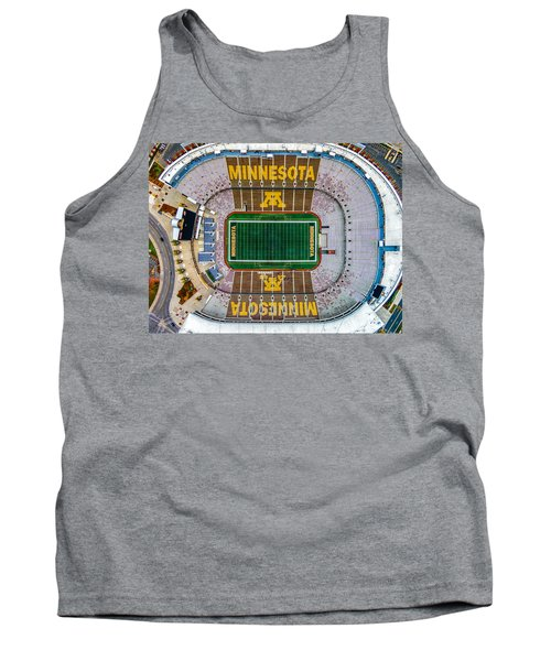 The Bank Tank Top by Mark Goodman