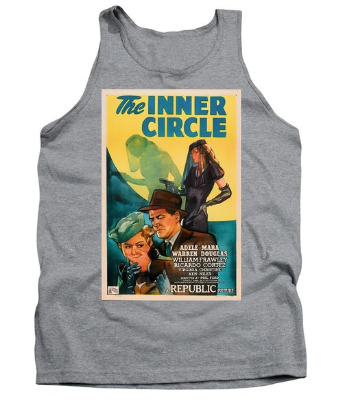 The Inner Circle 1946 Tank Top by Mountain Dreams