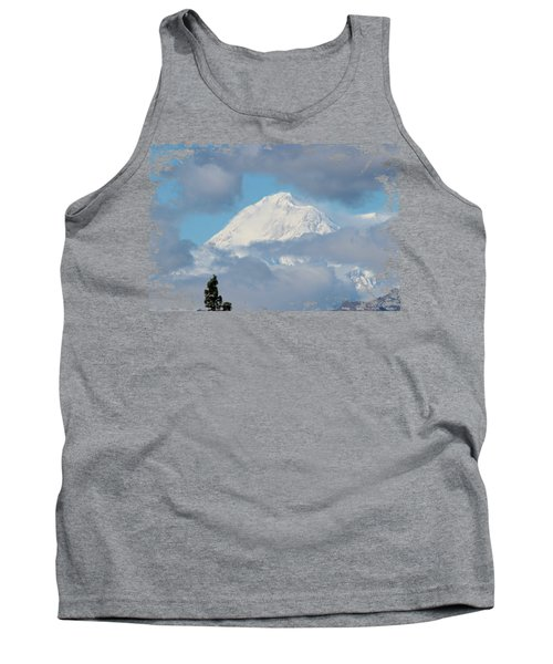 Up In The Clouds Tank Top by Di Designs