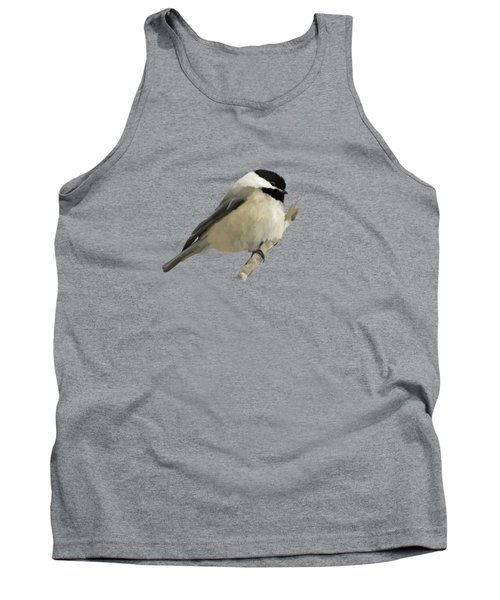 Willow Tit Tank Top by Bamalam  Photography