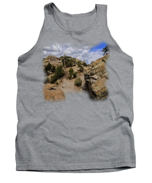 Windy Point No.13 Tank Top by Mark Myhaver