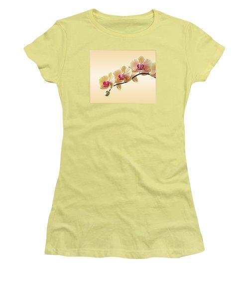 Cream Delight Women's T-Shirt (Junior Cut) by Gill Billington
