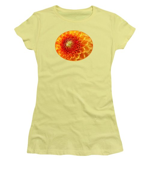 Sunshine  Women's T-Shirt (Junior Cut) by Gill Billington