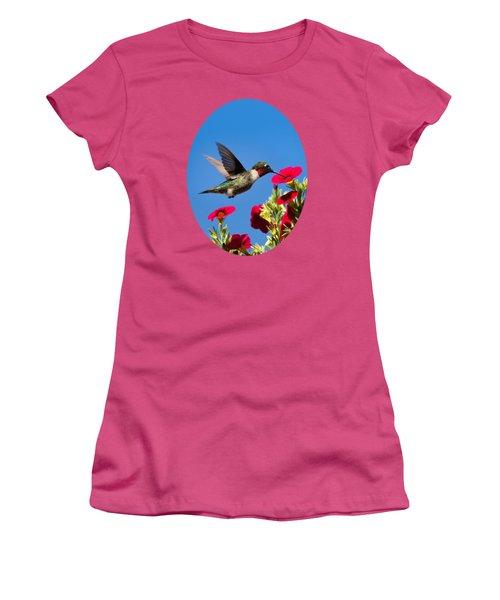 Moments Of Joy Women's T-Shirt (Junior Cut) by Christina Rollo