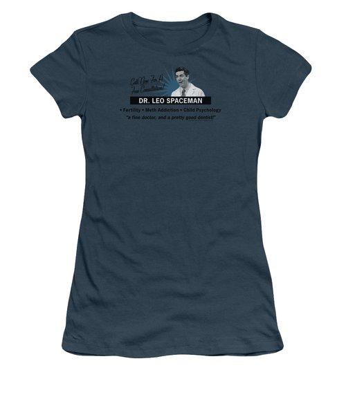 30 Rock - Dr Spaceman Women's T-Shirt (Junior Cut) by Brand A