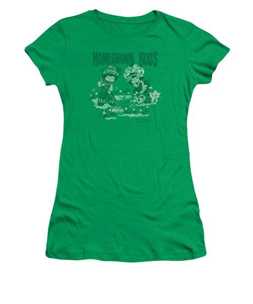 Strawberry Shortcake - Best Buds Women's T-Shirt (Junior Cut) by Brand A