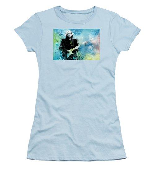 Tears In Heaven 3 Women's T-Shirt (Junior Cut) by Bekim Art