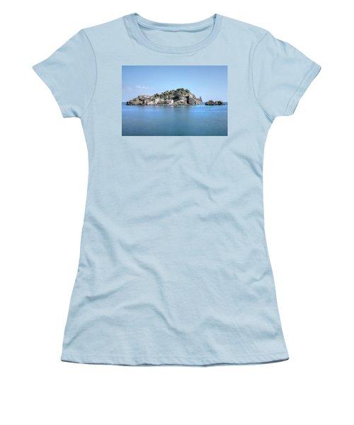 Aci Trezza - Sicily Women's T-Shirt (Junior Cut) by Joana Kruse