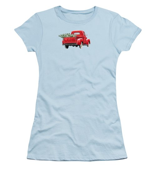 The Road Home Women's T-Shirt (Junior Cut) by Sarah Batalka