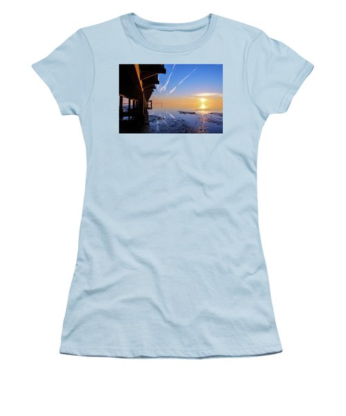 Women's T-Shirt (Junior Cut) featuring the photograph The Chosen by Thierry Bouriat