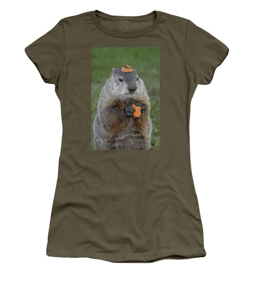 And Have You Looked In The Mirror Lately Women's T-Shirt (Junior Cut) by Paul W Faust -  Impressions of Light