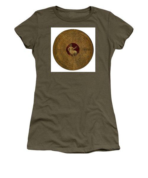 Minotaur, Legendary Creature Women's T-Shirt (Junior Cut) by Photo Researchers