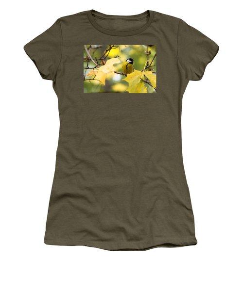 Sensibly Dressed - Featured 3 Women's T-Shirt (Junior Cut) by Alexander Senin