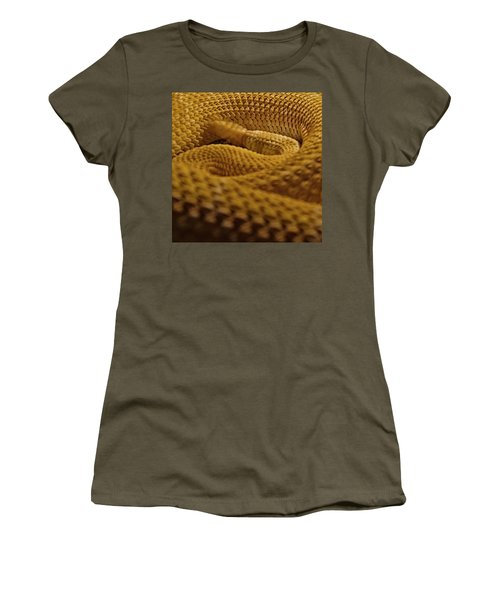 Shake Your Money Maker Women's T-Shirt (Junior Cut) by Nathan Larson