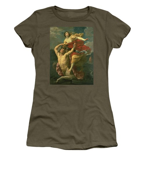 The Abduction Of Deianeira Women's T-Shirt (Junior Cut) by  Centaur Nessus