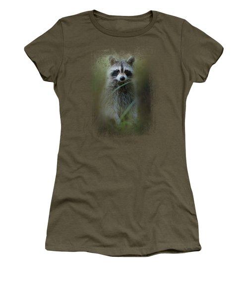 Little Bandit Women's T-Shirt (Junior Cut) by Jai Johnson