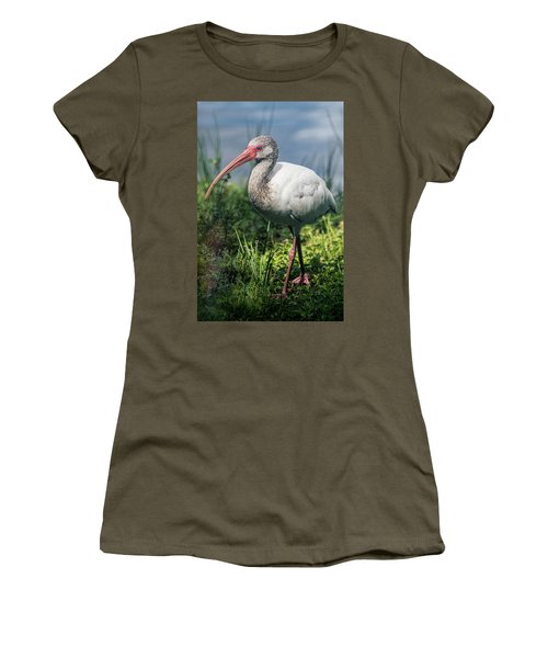 Walk On The Wild Side  Women's T-Shirt (Junior Cut) by Saija Lehtonen