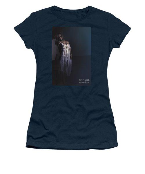 Clara Women's T-Shirt (Junior Cut) by Traven Milovich