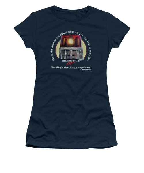 Bhc - Nicest Police Car Women's T-Shirt (Junior Cut) by Brand A