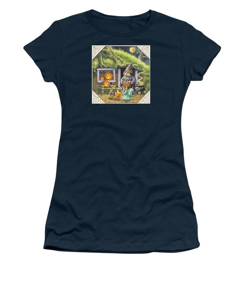 Halloween Costumes Women's T-Shirt (Junior Cut) by Lynn Bywaters