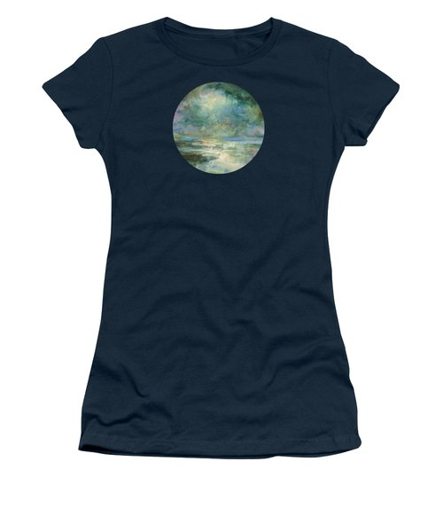 Into The Light Women's T-Shirt (Junior Cut) by Mary Wolf