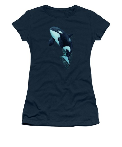 The Matriarch  Women's T-Shirt (Junior Cut) by Amber Marine