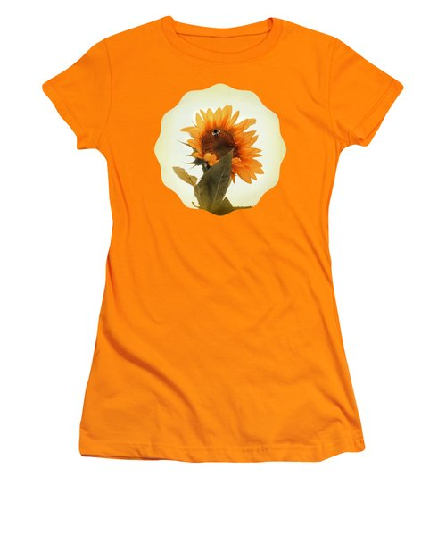 Bee Mine - Paint Women's T-Shirt (Junior Cut) by Anita Faye