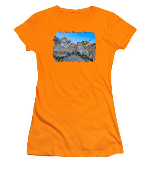 One More Women's T-Shirt (Junior Cut) by John M Bailey