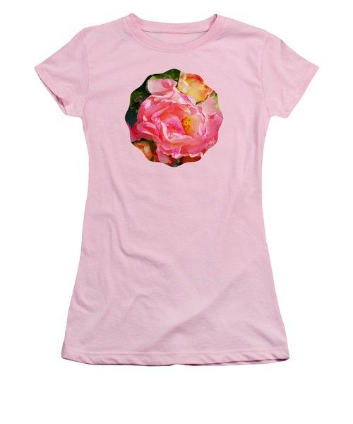 Roses Women's T-Shirt (Junior Cut) by Anita Faye