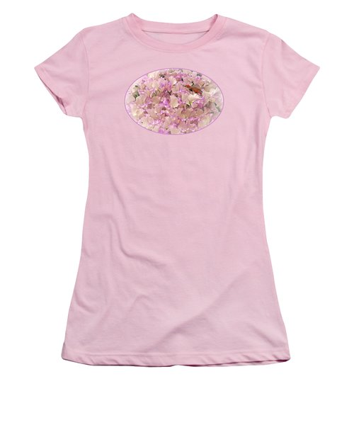 Sweet By Name - Sweet By Nature Women's T-Shirt (Junior Cut) by Gill Billington