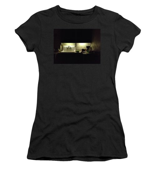 Harlem Sink Women's T-Shirt (Junior Cut) by H James Hoff