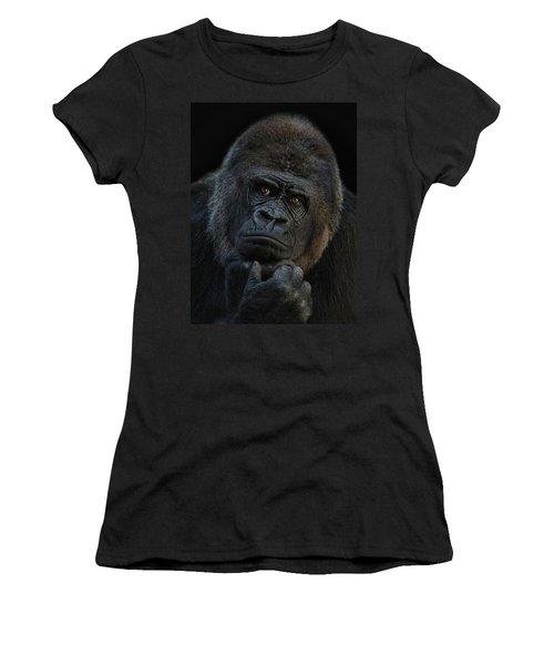 You Ain T Seen Nothing Yet Women's T-Shirt (Junior Cut) by Joachim G Pinkawa