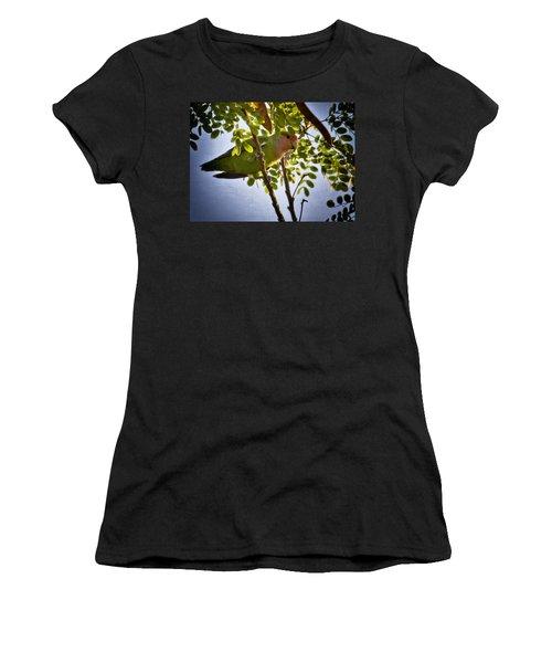 A Little Love  Women's T-Shirt (Junior Cut) by Saija  Lehtonen