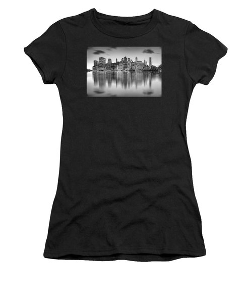 Enchanted City Women's T-Shirt (Junior Cut) by Az Jackson