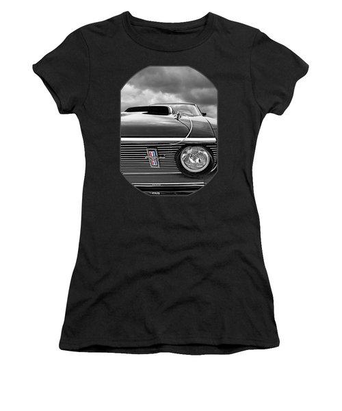 Eye Of The Storm Women's T-Shirt (Junior Cut) by Gill Billington