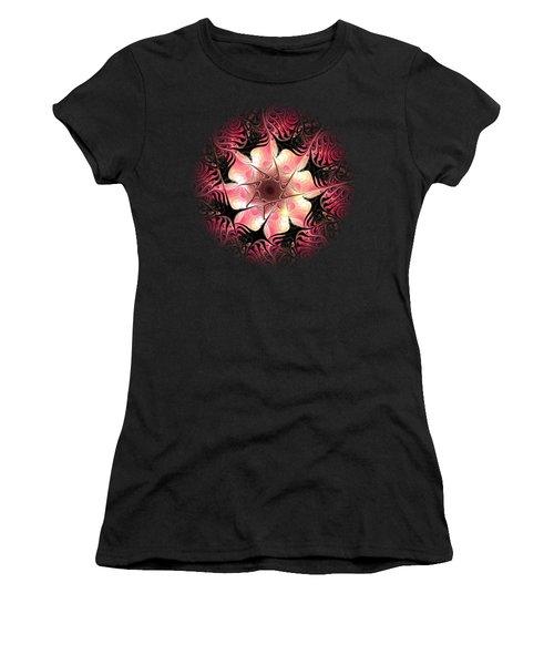 Flower Scent Women's T-Shirt (Junior Cut) by Anastasiya Malakhova