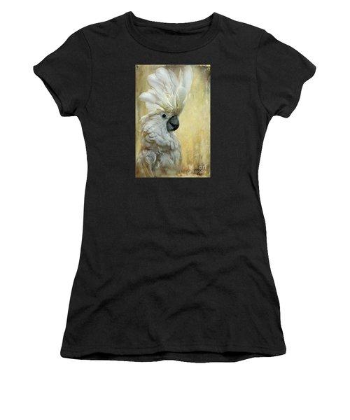 Glamour Girl Women's T-Shirt (Junior Cut) by Lois Bryan