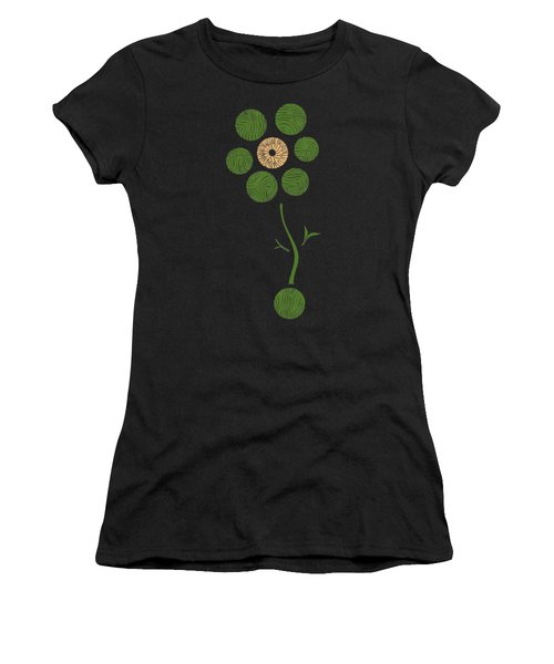 Spring Flower Women's T-Shirt (Junior Cut) by Frank Tschakert