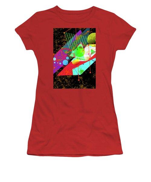 Coming Home Women's T-Shirt (Junior Cut) by Don Kuing