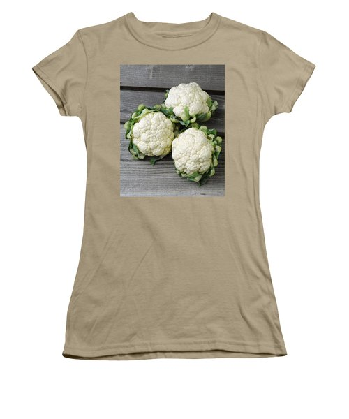 Agriculture - Fresh Heads Women's T-Shirt (Junior Cut) by Ed Young