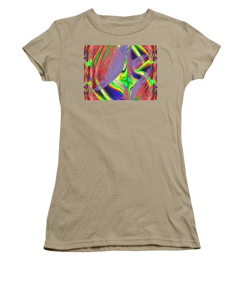 Albatross Dreamscape Women's T-Shirt (Junior Cut) by Tim Allen