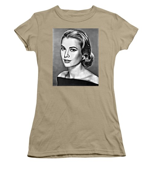 Grace Women's T-Shirt (Junior Cut) by Florian Rodarte
