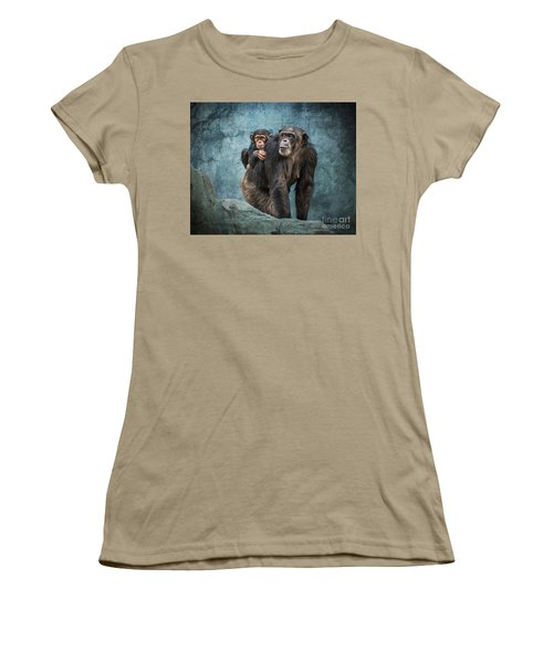 Ride Along Women's T-Shirt (Junior Cut) by Jamie Pham