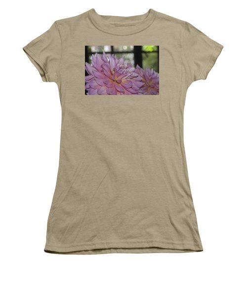 Shine Bright Like A Diamond Women's T-Shirt (Junior Cut) by Trish Tritz