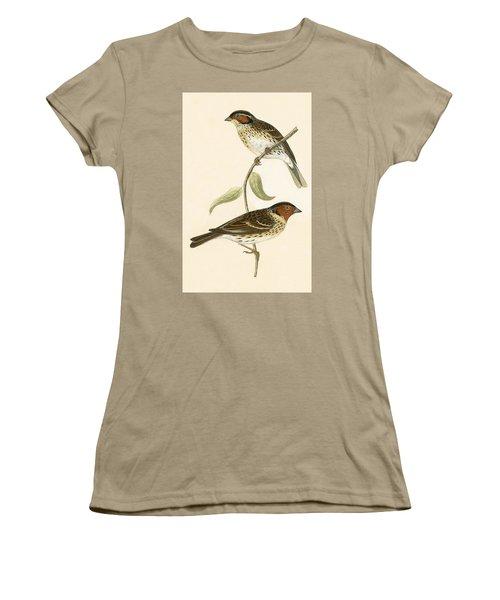 Little Bunting Women's T-Shirt (Junior Cut) by English School